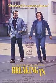 Breaking In Poster