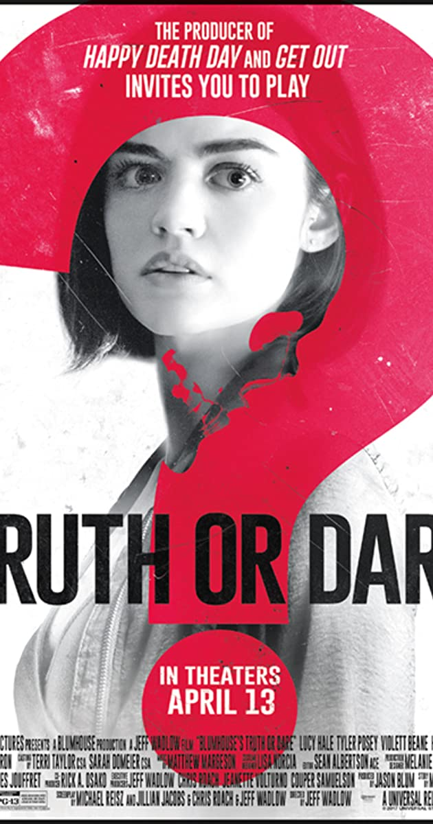 Tiesa arba drasa / Truth or Dare (2018)