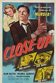 Close-Up Poster