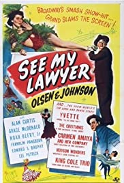 See My Lawyer Poster