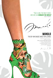 Manolo: The Boy Who Made Shoes for Lizards Poster