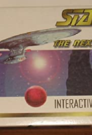 Star Trek: The Next Generation: Interactive VCR Board Game - A Klingon Challenge Poster