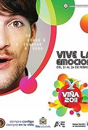 Festival Internacional de la Canción de Viña del Mar Poster
