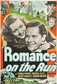 Romance on the Run Poster