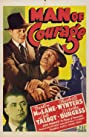 Man of Courage (1943) Poster