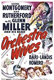 Orchestra Wives Poster