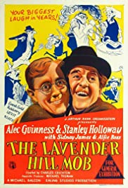 The Lavender Hill Mob Poster