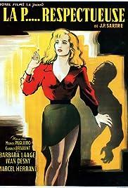 La p... respectueuse Poster