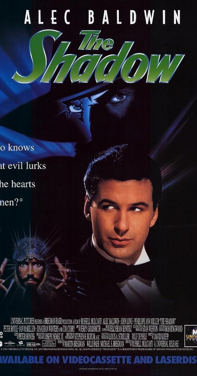 The Shadow (1994) - IMDb