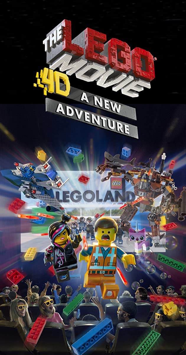 The LEGO Movie 4D: A New Adventure (2016) - IMDb