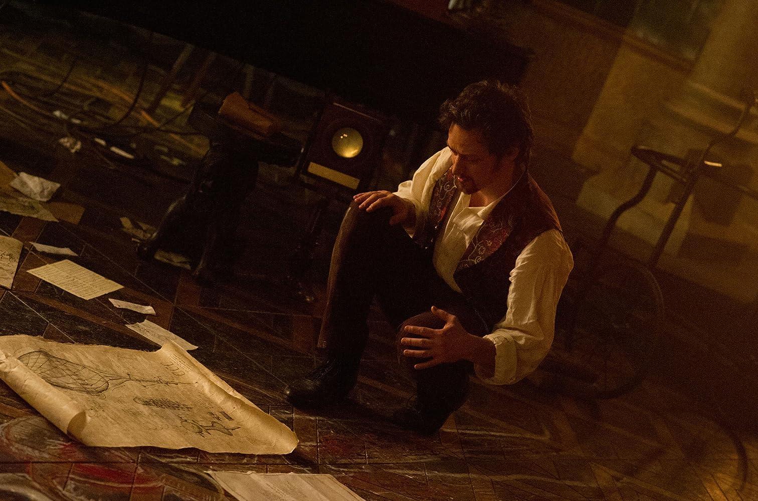 James McAvoy in Victor Frankenstein (2015)