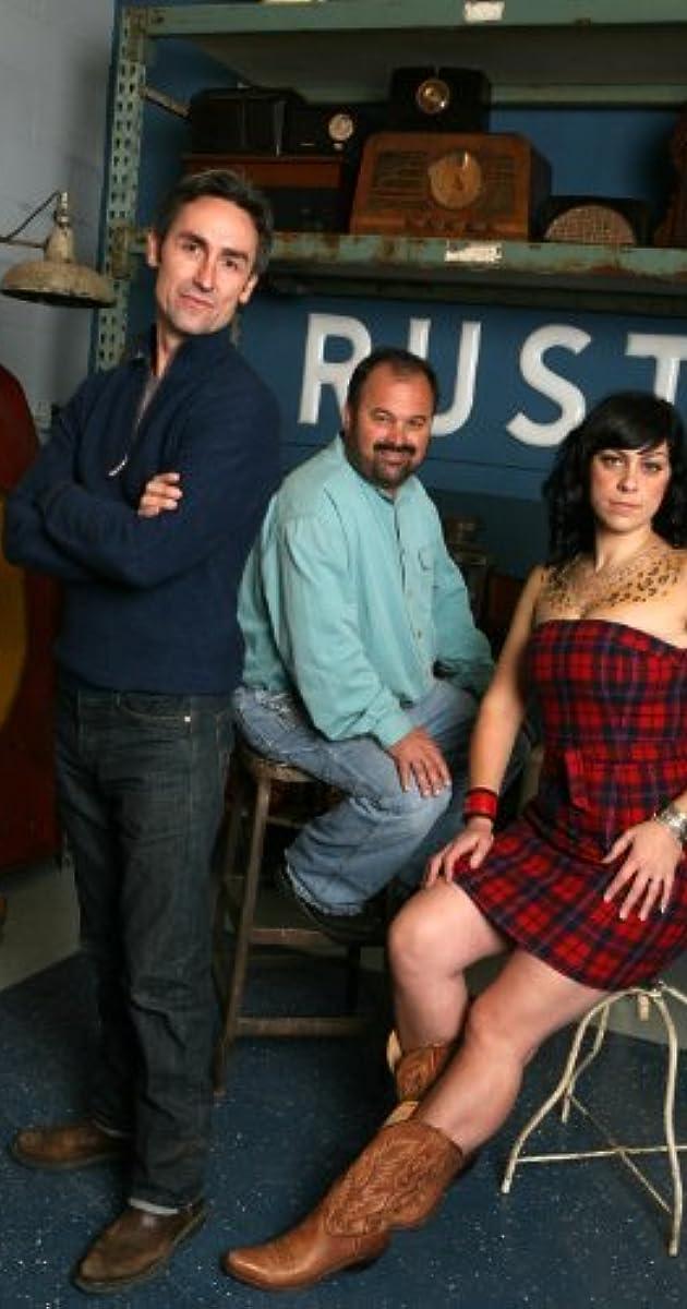 american pickers tv series 2010� imdb