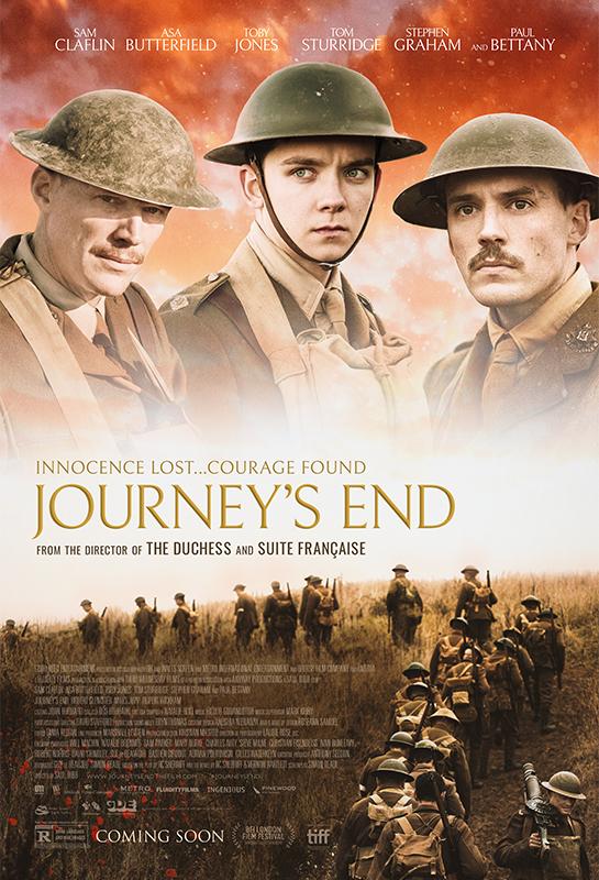 فليم Journey's End 2017 مترجم