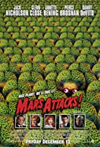 Primary image for Mars Attacks!