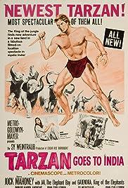 Tarzan Goes to India(1962) Poster - Movie Forum, Cast, Reviews
