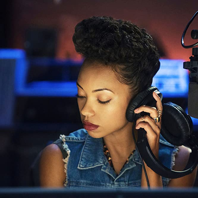 Logan Browning in Dear White People (2017)