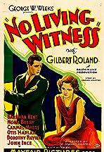 No Living Witness