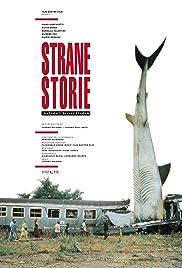 Strane storie Poster