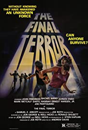 The Final Terror Poster