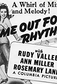 Time Out for Rhythm Poster