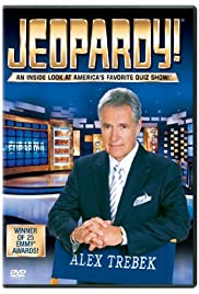1999-A Celebrity Jeopardy! Game 5 Poster