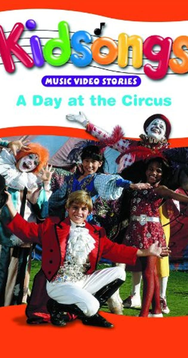 Kidsongs: A Day at the Circus - Kidsongs Wiki