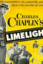 Chaplin Today: Limelight Poster