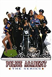 Police Academy: The Series Poster