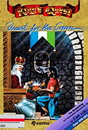 King's Quest: Quest for the Crown Poster