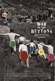 War of the Buttons Poster