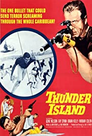 Thunder Island Poster