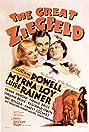 The Great Ziegfeld (1936) Poster