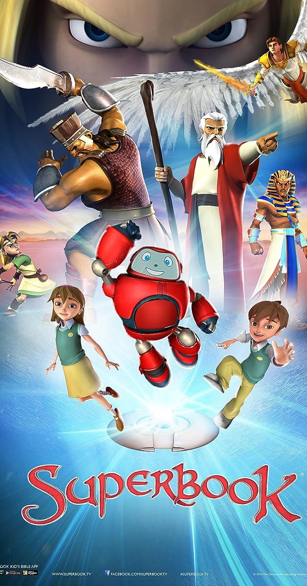 superbook  tv series 2011 u2013