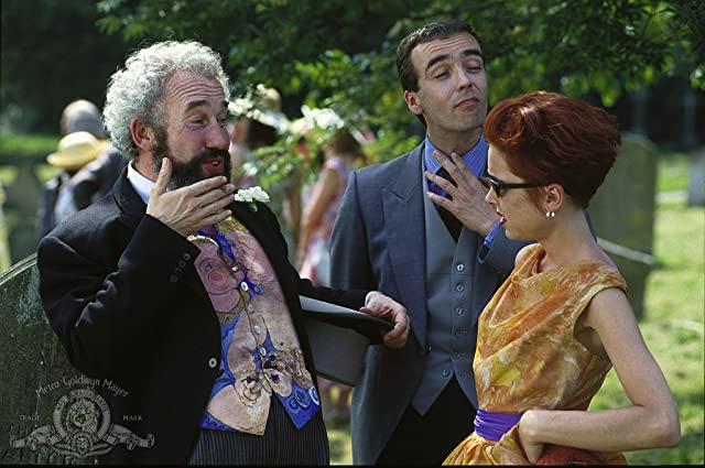 Four Weddings And A Funeral Gallery: Pictures & Photos Of Simon Callow