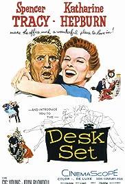 Desk Set Poster