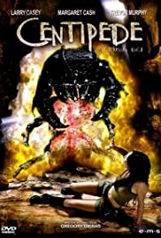 Centipede! Poster