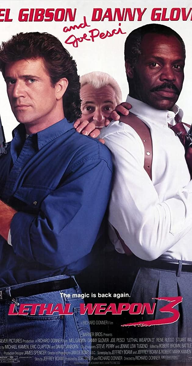 Lethal Weapon 3 Stream German