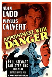 Appointment with Danger(1950) Poster - Movie Forum, Cast, Reviews