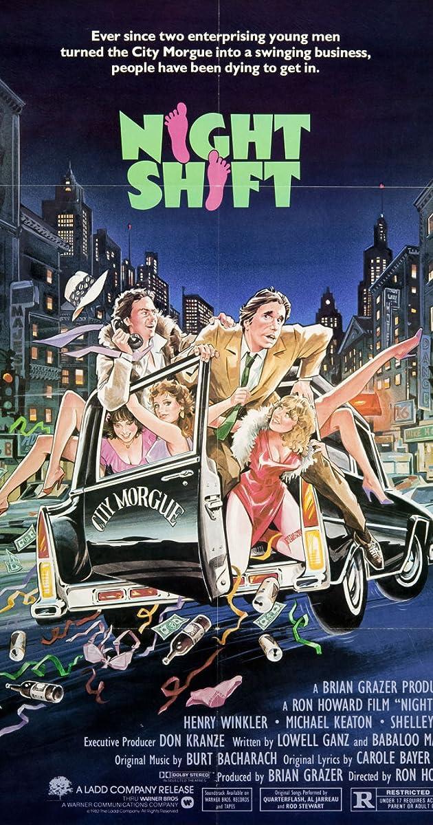 Lyric nightshift lyrics : Night Shift (1982) - Soundtracks - IMDb
