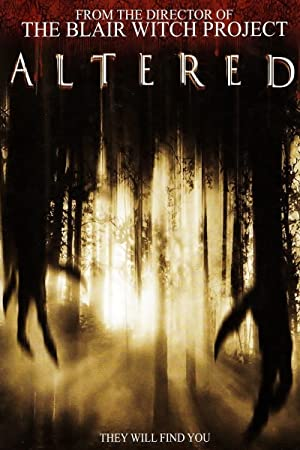Altered poster