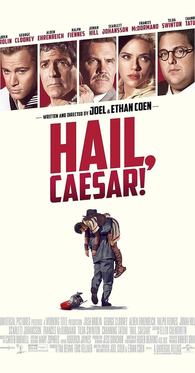 Šlovė Cezariui! / Hail, Caesar! (2016) Online