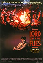 Lord of the Flies (1990) Poster - Movie Forum, Cast, Reviews