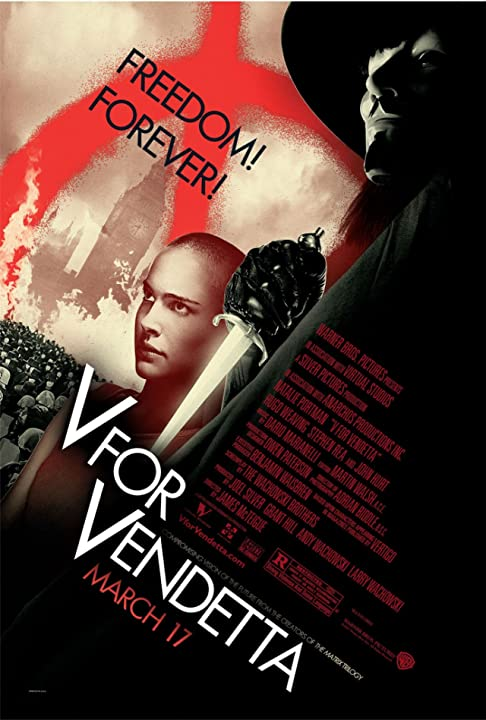 12 april 2010 ti...V For Vendetta (2005) Film