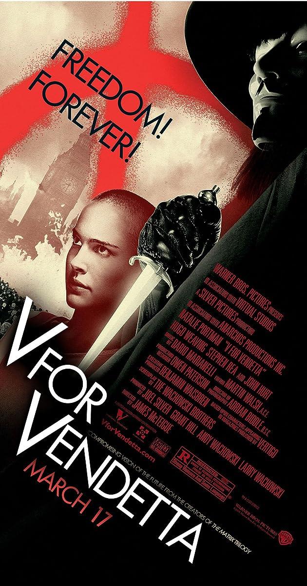 V for Vendetta (2005) - Quotes - IMDb