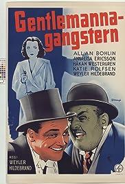 Gentlemannagangstern Poster
