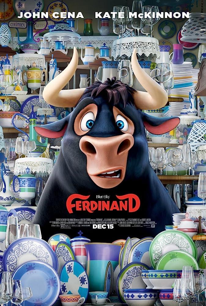 فيلم Ferdinand 2017 مترجم