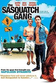 The Sasquatch Gang Poster