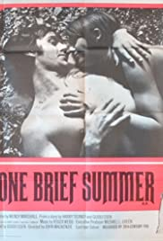One Brief Summer Poster