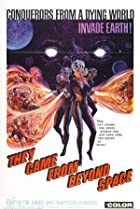 They Came from Beyond Space (1967) Poster