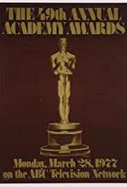 The 49th Annual Academy Awards Poster